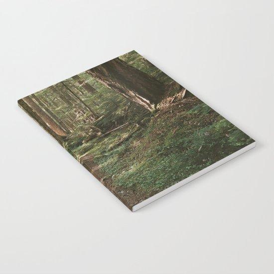 Wonderland Forest Trail Notebook