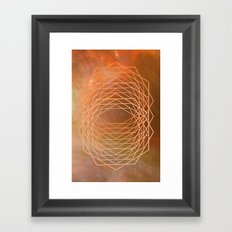 Geometrical 005 Framed Art Print