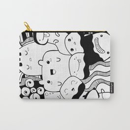 DOODLE-LIFE Carry-All Pouch