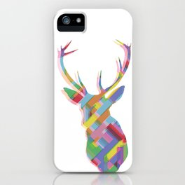 Dear, deer iPhone Case
