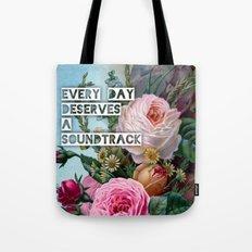 soundtrack Tote Bag