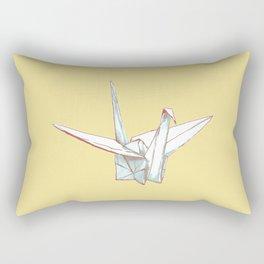 Paper Crane Rectangular Pillow