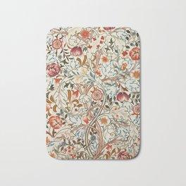 """William Morris """"Acanthus portière"""" Bath Mat"""