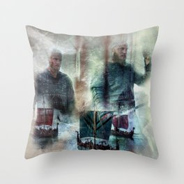 We Are Warriors Throw Pillow