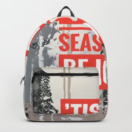 Snowfall - 'Tis the season Backpack