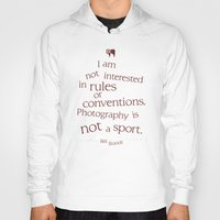 sport Hoodies featuring not a sport by tsg.quotes