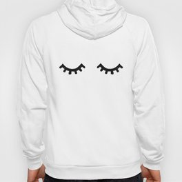 eyelashes Hoody