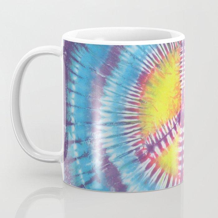 Peace Tie Dye Coffee Mug