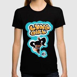 Lung Girl 2 T-shirt