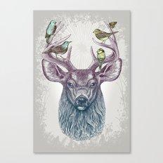 Magic Buck Canvas Print