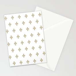 Pom Pom - White Stationery Cards