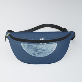 Space walk Fanny Pack