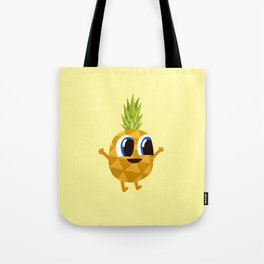 Ananas Pineapple Tote Bag
