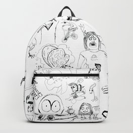 DOODLE BOMB 1 Backpack