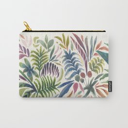 Pastels and petals Carry-All Pouch