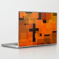 justin timberlake Laptop & iPad Skins featuring JUSTIN by Stephanie Eades