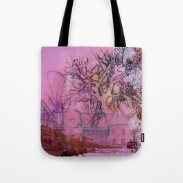 Everette Mansion Tote Bag