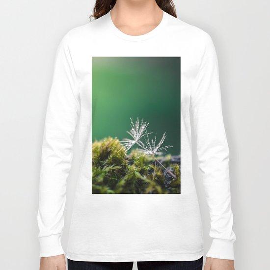 Dandelion Moist Long Sleeve T-shirt