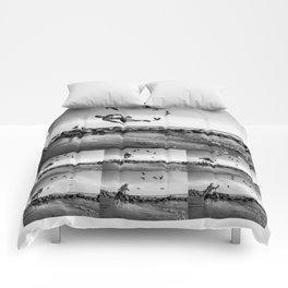 Running Free Comforters