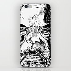 Vador Mouse Unmasked iPhone & iPod Skin