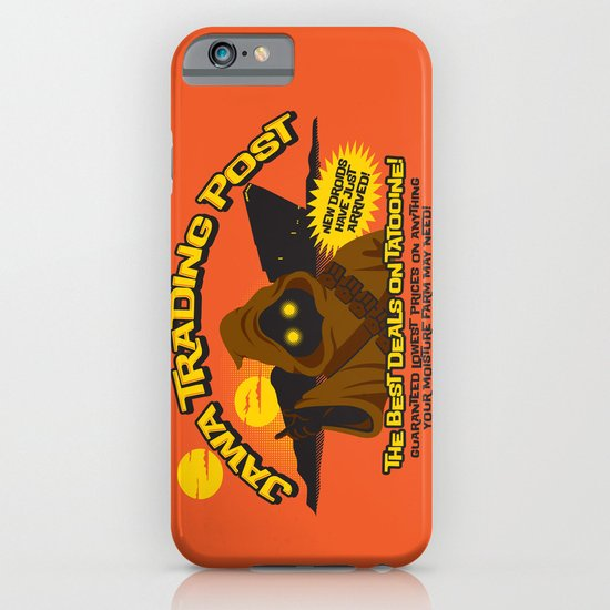 Jawa Trading Post iPhone & iPod Case