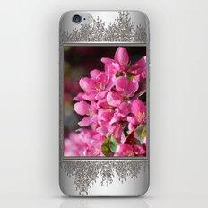 Crabapple Tree named Prairiefire iPhone & iPod Skin