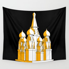 (Saint Basil's) Cathedral Wall Tapestry