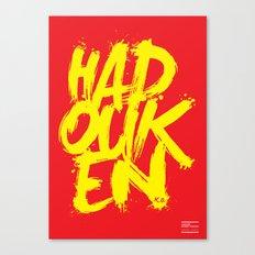 Hadouken Canvas Print