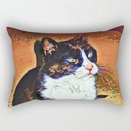"""""""Cattley is King!"""" Rectangular Pillow"""