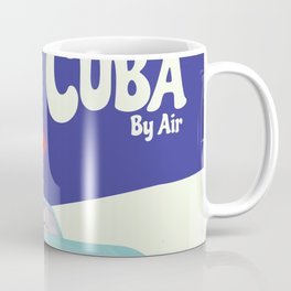 Cuba by Air Coffee Mug