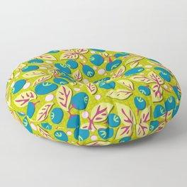 Blueberry Preserves Floor Pillow