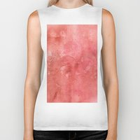 champagne Biker Tanks featuring Champagne Sunset by Andrea Gingerich