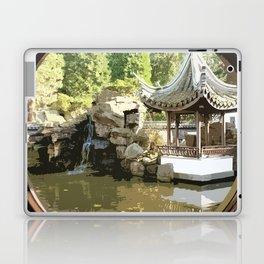 Japanese Tea Garden Laptop & iPad Skin