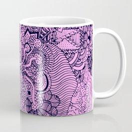 Tangled Fuschia Coffee Mug