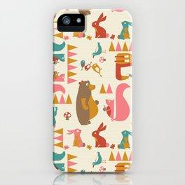 Forest Hideaway-multi iPhone Case
