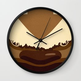 Sky Bison Wall Clock