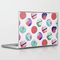 sushi Laptop & iPad Skins featuring Sushi by Óscar Andrés Berrío