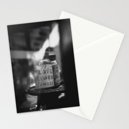 Love Drawing Powder Stationery Cards