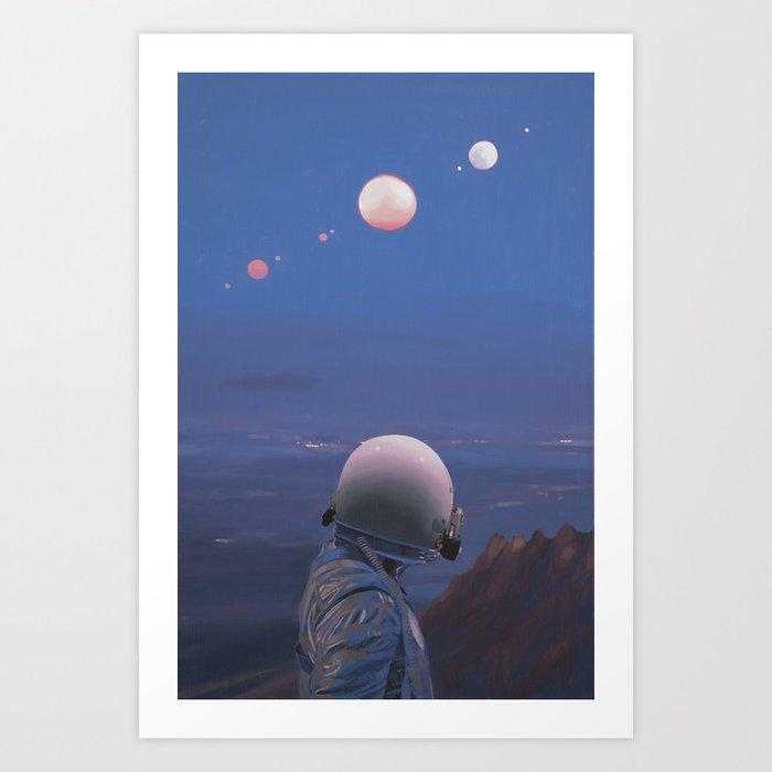 Moons Kunstdrucke