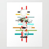 plane of nature Art Print