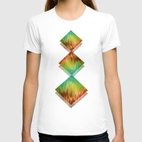 spring T-shirts featuring Spring  by SensualPatterns