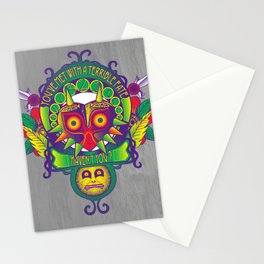 Majora Nouveau Stationery Cards