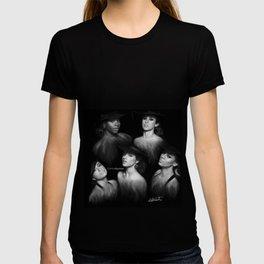 Fifth Harmony 'Reflection' Digital Painting T-shirt