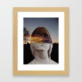 Aveugle  Framed Art Print