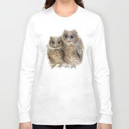 Baby Owls Long Sleeve T-shirt