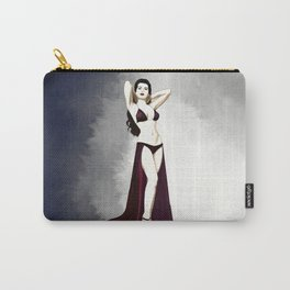 Vintage pinup girl, 1930 Carry-All Pouch
