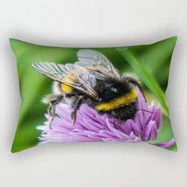 Bee Chive Rectangular Pillow