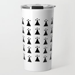 Hermine -Ermine-armino 11 Travel Mug