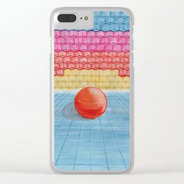Impossible Shadow Clear iPhone Case
