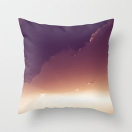 Reversal Dimension Throw Pillow